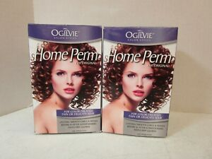 2 OGILVIE HOME PERM THE ORIGINAL COLORTREATED THIN OR DELICATE HAIR MM 20821