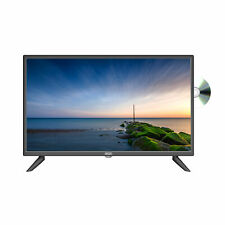"""Seizo 24"""" Inch HD TV with Built-in DVD and Freeview, HDMI, USB, VGA"""