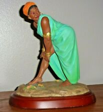 "Thomas Blackshear's Ebony Visions Oh Yes She Did 10"" Statue Limited Edition"