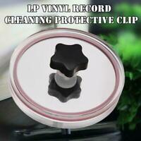 LP Vinyl Companion Geschirrspüler Clip Reinigungswerkzeug für Schallplatten D3T0