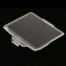 LCD Cover for Nikon D90 SLR Camera , BM-10 LCD Monitor Protector Clear Case