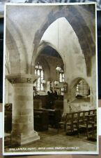 England Lepers Squint Bere Regis Church - posted 1957