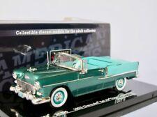 1955 Chevrolet Bel Air Convertible   grün metallic/türkis    /  Vitesse  1:43