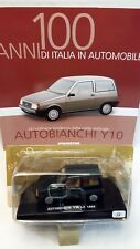 1/43 AUTOBIANCHI Y10 LX DeAgostini