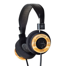 Grado gh4 dynamic headphones limited edition new warranty italy
