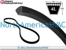 Dayton Jason Industrial V-Belt 6A124G A124 4L1260 MXV4-1260 1/2