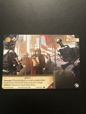 A Game Of Thrones LCG Outwit Promo Card