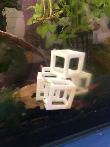 5, 10, 20pc Shrimp Cube for hiding and breeding cave - UK Based & Manufactured