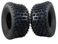 New SUZUKI Z250/400 2W 2002-2007 MASSFX ATV Sports Rear Tires 20x10-9 20x10x9