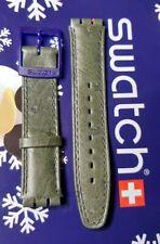 Cinturino Swatch Automatici - Chrono - Scuba - ATTACCO 17mm - Pelle struzzo