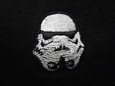 Mens Licensed Star Wars Stormtrooper Embroidered Polo Shirt New M