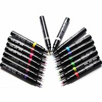 Cosmetic Manicure Decorations 3D Nail Art Pen Painting Design Tool Drawing Gel