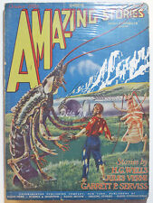 Amazing Stories Magazine  - Issue  7 - October 1926 - Fine