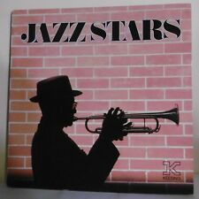 """33T ORY ARMSTRONG PETERSON FITZGERALD Vinyle LP 12"""" JAZZ STARS - KEESING 847529"""