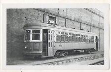 Cooperative Transit WHEELING WV West Virginia Trolley Reprint Photograph