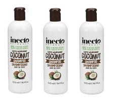 3x Inecto Naturals Super Nourishing Shampoo 500ml