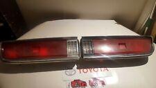 TOYOTA CELICA 1971-75 TA22 RA20 RA21 RA22 TA23 ST GT LT GENUINE JDM TAIL LIGHTS
