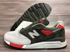 New Balance 998 Age of Exploration M998CPL Made in USA - SIZE 7.5  - Grey Red