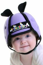 Thudguard Baby Protective Safety Helmet for Toddlers Learning to Walk - Lilac