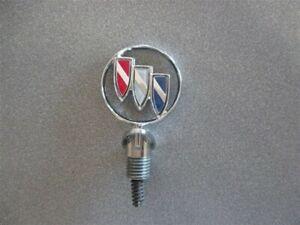 NOS OEM Buick Park Avenue Hood Ornament Emblem 1991 - 1996