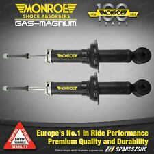 Pair Rear Monroe Gas Magnum Shock Absorbers for AUDI Q7 4WD Wagon 06-on