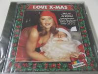 LOVE X-MAS CD ALBUM - NEU (BAND AID CONNIE FRANCIS JAMES LAST AUDREY LANDERS)