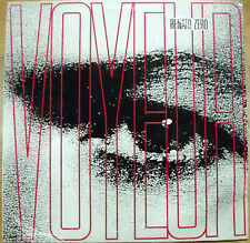 ZERO RENATO GIULIA FASOLINO VOYEUR LP 1989 ZEROLANDIA SEALED