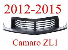 2012 2015 Chevy Camaro ZL1 Grill Insert, New In Box Part, 22894223, GM1036141