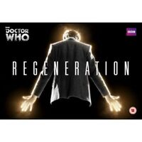 Doctor Who - Regeneration Collection (DVD 6-Disc Set, Box Set) Dr Who BBC 7643