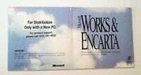 Microsoft Works & Encarta 1994, Encarta 96 Encyclopedia