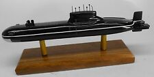 Type-941 Typhoon Class Submarine Mahogany Kiln Dry Wood Model Small New