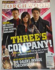 Torchwood Magazine The Daleks Invade August 2008 040215R