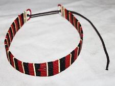 Choker Necklace Jewelry - Kenya #52 African Maasai Masai Beaded Ethnic Tribal