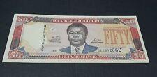 Liberia. $50. 2011. P29. UNC. See photos. *23