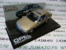 OPE51R voiture 1/43 IXO eagle moss OPEL collection : SENATOR B 1987/1993