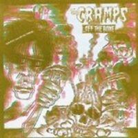 "THE CRAMPS ""OFF THE BONE"" CD NEUWARE"