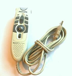 PHILIPS LFH5260 SPEECHMIKE USB MICROPHONE