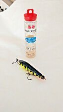 "ROLAND MARTIN - HIGH ROLLER - CRANKBAIT- 4.25"" Top Water - Fire Tiger - Rare"
