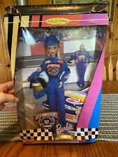 Barbie NASCAR 50th Anniversary 1998 Barbie Doll Made By Mattel Collector Edition