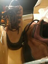Worx Casual Steel Toe Shoes New Other
