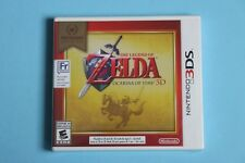 The Legend of Zelda: Ocarina of Time 3D (Nintendo 3DS, 2011) BRAND NEW