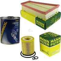 Original MANN-Filter Inspektionspaket Set SCT Motor Flush Motorspülung 11575633