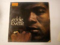 Eddie Lovette – Eddie Lovette Vinyl LP 1969 UK COPY