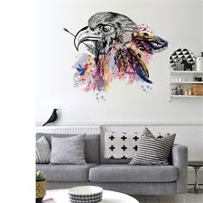 3D Eagle Animals Room Home Decor Removable Wall Stickers Decals Decoration