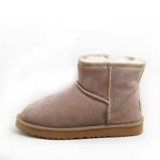 Unisex Ankle Ugg Boot Australian Sheepskin Water Resistant - Sand