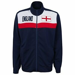 Outerstuff International Soccer Men's England Track Jacket