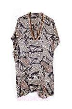 Knee Length 100% Silk Dresses for Women with Belt