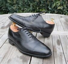 """Cheaney/CHURCH'S """"Isis'S NERA IN PELLE UOMO OXFORD TG UK 8 F"""