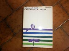 IL NATURALISTA ALL'OPERA- INSETTI -1965 -NEWMAN HUGH L. MONDADORI -DIVULGAZIONE-
