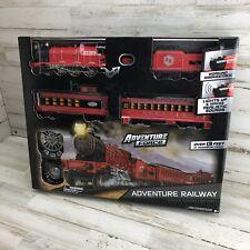 Remote Control Train Set Adventure Force Adventure Railway NIB Christmas Tree 🎄